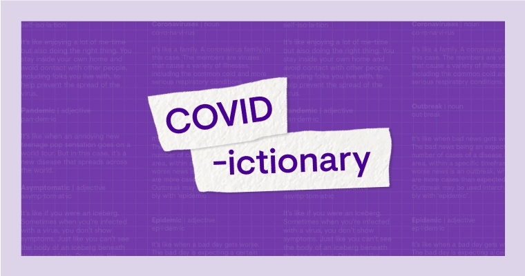 Covid-dictionary