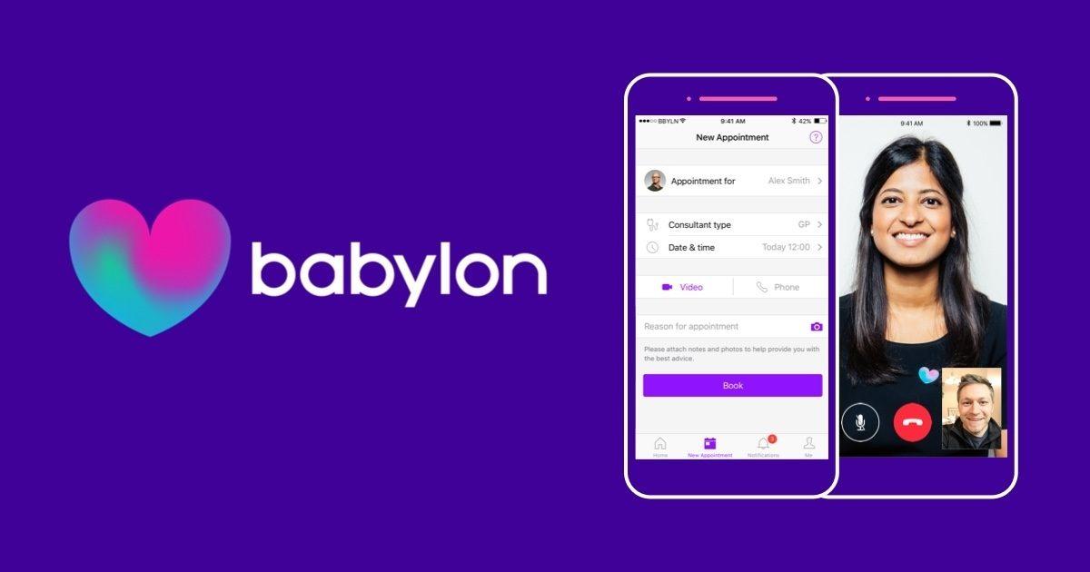 Babylon Health - The Online Doctor and Prescription Services App