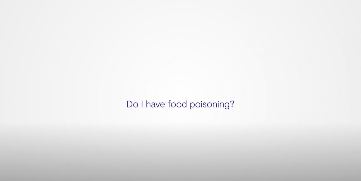 NO ALT TEXT Food poisoning